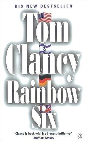 Kostenlose PDF-Buch-Downloads Rainbow Six PDF CHM ePub by Tom Clancy         0718197860