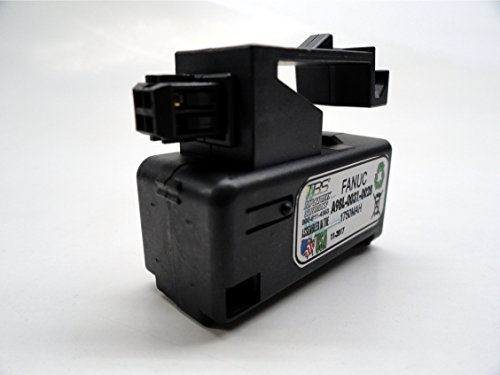 2PC Fanuc A98L-0031-0028, A02B-0323-K102 Single Cell 3V in Cartridge Battery Replacement by TOP BATTERY SOLUTIONS (Image #3)