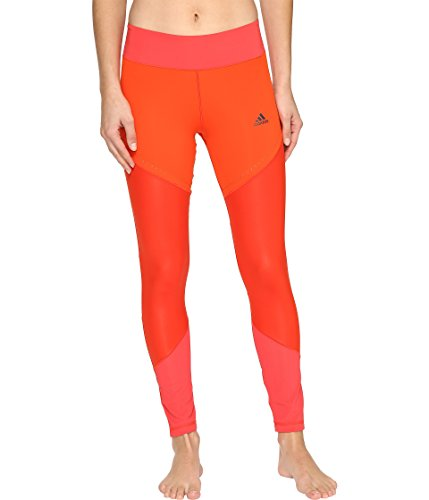 adidas Women's Training Wow Drop Tights, Core Red/Core Pink, X-Small by adidas (Image #5)
