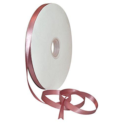 Morex Ribbon 08809/00-165 Polyester Double Face Satin, 3/8