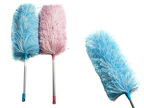 Feather Duster w/ Interchangeable Head Size: 23.5'' L , Case of 96 by DollarItemDirect