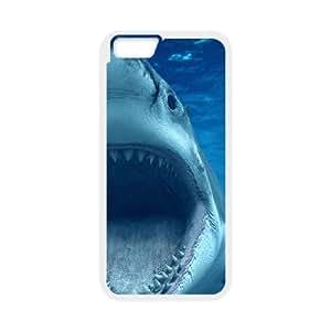 "GTROCG Deep Sea Shark Phone Case For iPhone 6 Plus (5.5"") [Pattern-4]"