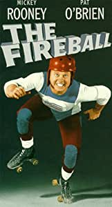 The Fireball [VHS]