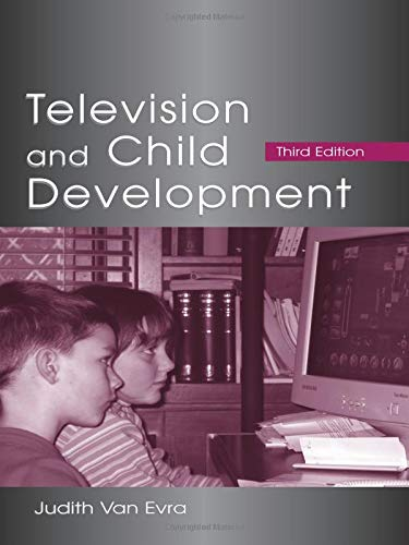 Television and Child Development (Lea's Communication...