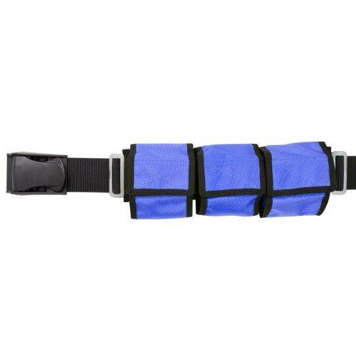 XS Scuba Six Pocket Weight Belt .