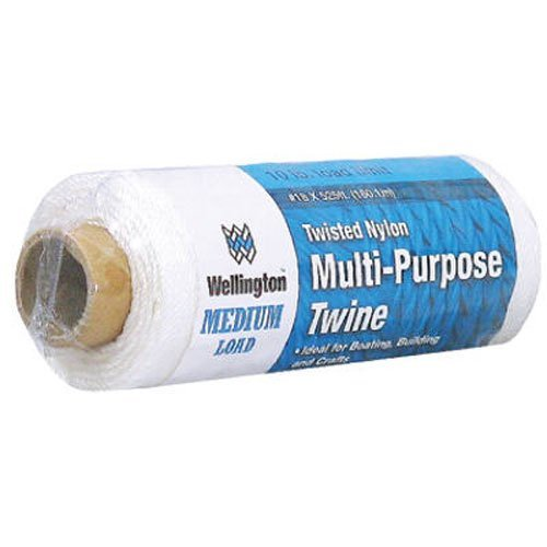 Nylon Twisted Twine Wellington Seine (Wellington Puritan 10484 Twisted Nylon Twine)
