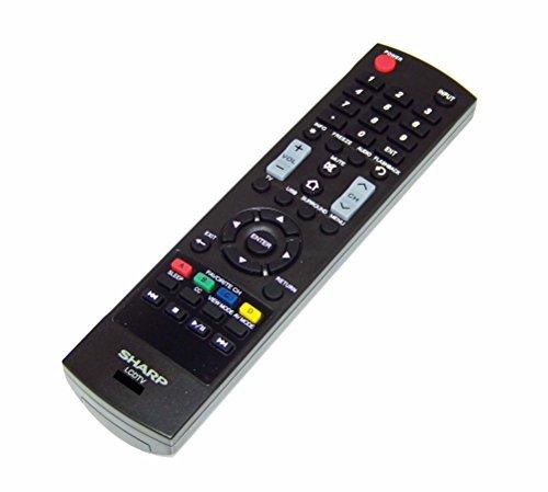 OEM Sharp Remote Control: LC-55LE643, LC-55LE643U, LC-65LE64