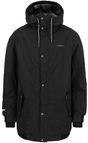 O'Neill Men's Hybrid Decode Jacket, Black Out, Large