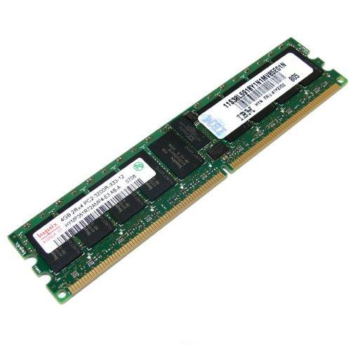 4GB DDR2 PC2-3200 400MHz 240pin ECC Registered IBM 41Y2702
