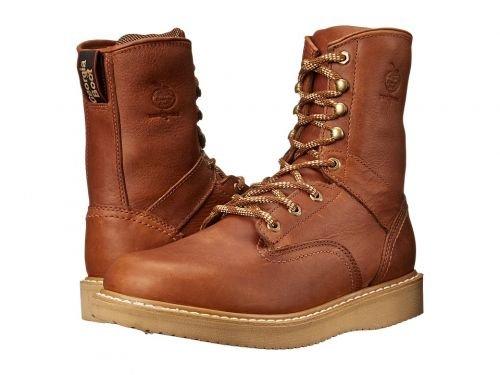 Georgia Boot(ジョージアブーツ) メンズ 男性用 シューズ 靴 ブーツ 安全靴 ワーカーブーツ Wedge 8