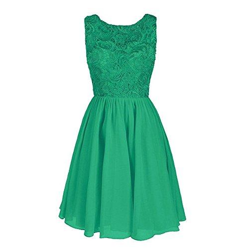 Grün Kleid A Drasawee Linie Damen qXwPCx7