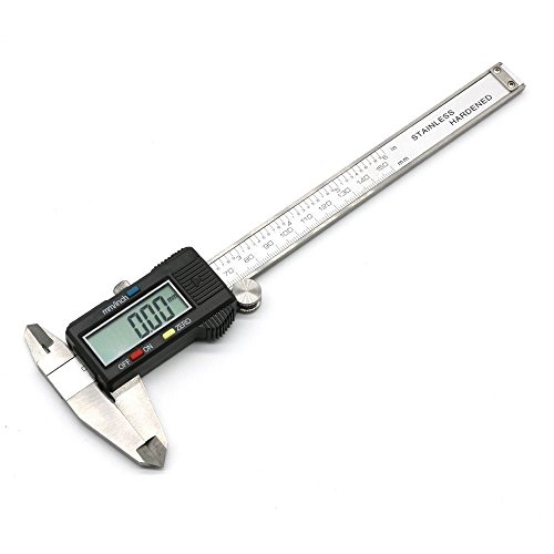6inch 150mm LCD Digital Vernier Caliper  - Steel Caliper Shopping Results