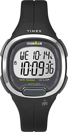 Timex Women's Ironman Transit 33 mm Mid-Size Resin Strap Watch