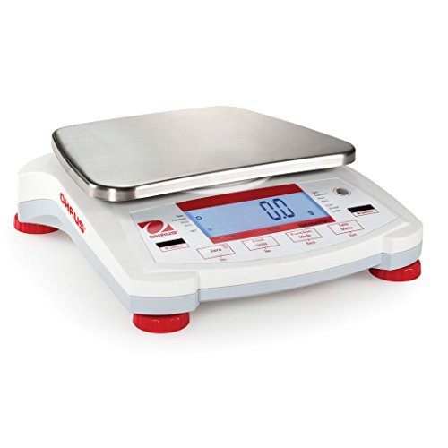 Ohaus Navigator NV1101 NV Series Portable Scale, 1100g Ca...