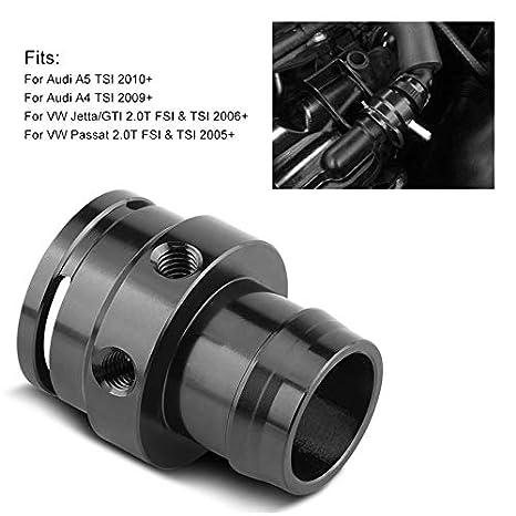 Sala-Store - Car Turbo Boost Tap Vacuum Sensor Adapter for VW Audi A4 A5 TSI Jetta/GTI Passat 2.0T Boost Tap Adapter - - Amazon.com