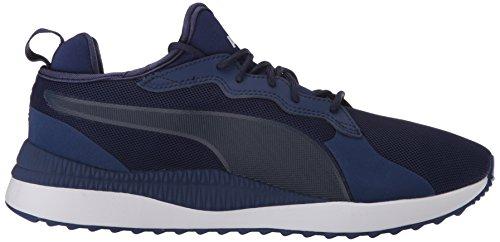 Puma Mens Pacer Volgende Sneaker Blue Depths-peacoat