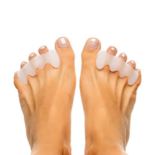 Original Ease Relief Gel Toe Correctors & Toe