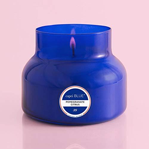 Capri Blue 19 oz Signature Pomegranate Citrus Jar Candle (4 pack), Pomegranate Citrus, One Size by Capri Blue (Image #1)