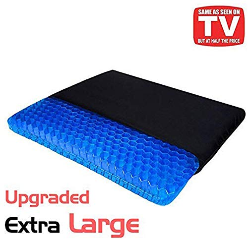 Gel Seat Cushion17.5x17.5 inch