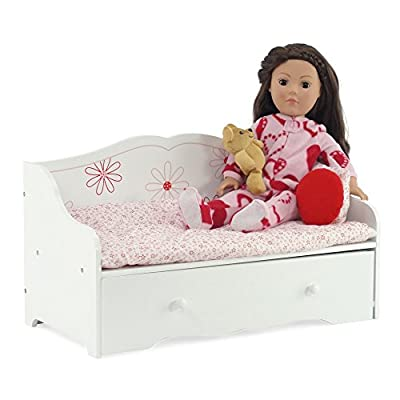 Emily Rose 18 Inch Doll Bed | 18