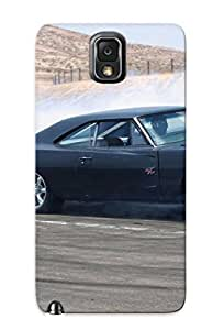 Designed For SamSung Note 4 Case Cover - Dodge Charger Rt (best Gifts For Lovers)