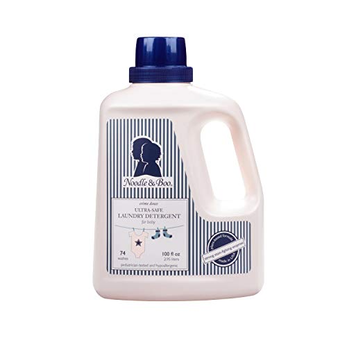 Noodle & Boo Ultra Safe Laundry Essentials Laundry Detergent