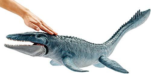 Jurassic World Real Feel Mosasaurus Figure by Jurassic World Toys (Image #2)