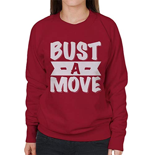 Move Cherry Bust A Young Sweatshirt Women's Coto7 Red Mc 7qHBnxU