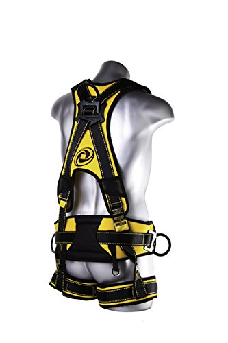 Guardian Fall Protection 21082 Cyclone Tower Harness