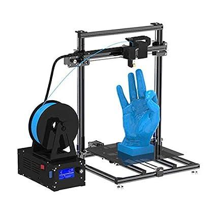 Bright Love Impresora 3D Tamaño Grande Doble Unidad Doble Eje Y ...