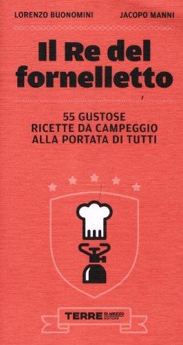 libro cucina camper