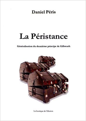 Livres gratuits La péristance, généralisation du deuxième principe de Gilbreath epub pdf