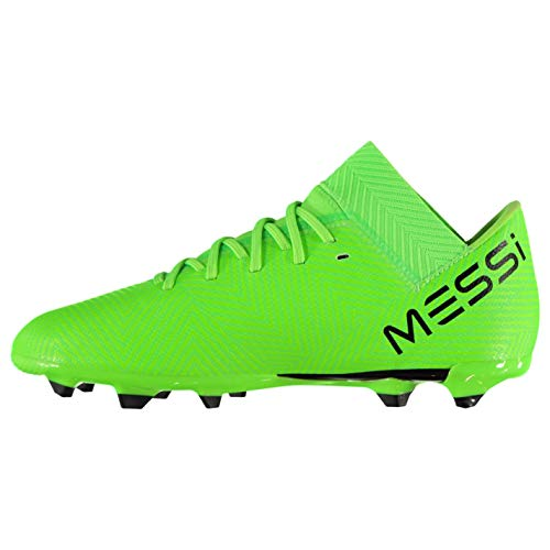 J 18 3 Negbás 000 Nemeziz Unisex Fg – Messi versol Scarpe Da Bambini Adidas Verde Calcio tqpXwEHp