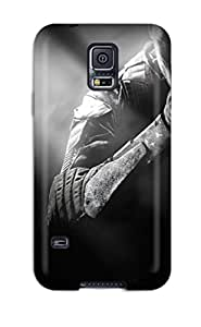 ZippyDoritEduard Fashion Protective Call Of Duty Black Ops 2 Case Cover For Galaxy S5