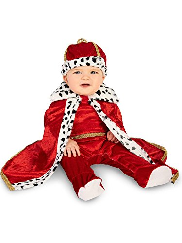 Lumberjack Costume Toddler (Royal Majesty King Infant Costume)