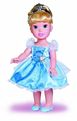 Disney Princess Toddler Doll - Cinderella by Tolly Tots