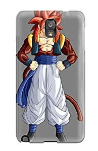New Arrival Cover Case With Nice Design For Galaxy Note 3- Vegeta Ssj by lolosakes