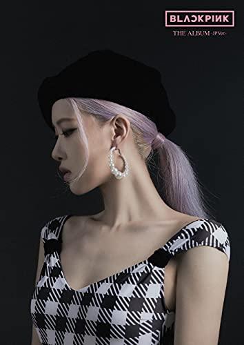 [2021년 8월 3일 발매 예정] 블랙핑크 BLACK PINK - THE ALBUM -JP Ver.- (ROSE Ver.)(한정반)(포토북포함 / 특전:메가 자케(통상반 도안)포함)