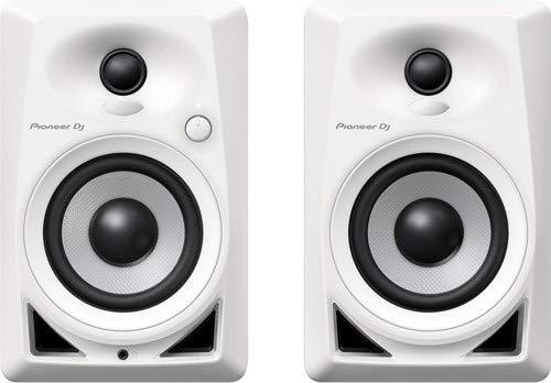 Pioneer Pro DJ White (DM-40-W)