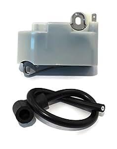 Bobina de encendido módulo compatible con los modelos lawn-boy 74458070807182378237AE 8238AE 8256por la tienda de Rop
