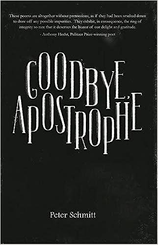 Goodbye, Apostrophe
