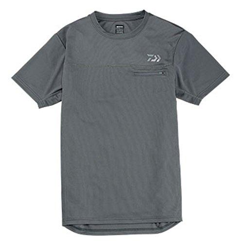 Daiwa Short sleeve shirt DE-8305 size XL Blue