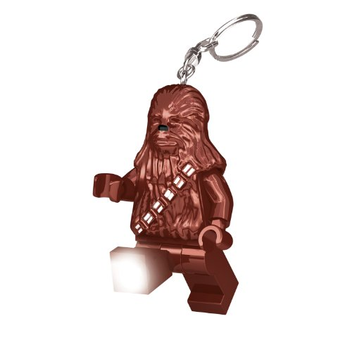 LEGO Star Wars : The Last Jedi - Chewbacca LED Key Chain Flashlight -