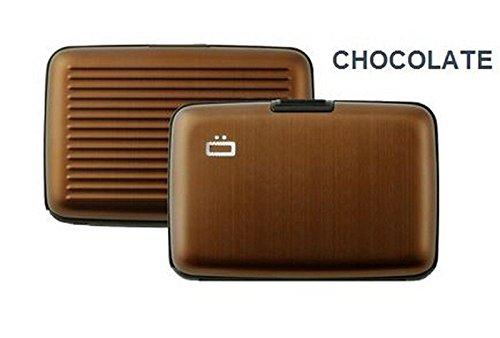 Amazoncom Ogon Wallet Stockholm Design Porte Cartes Aluminium Slim - Porte carte ogon