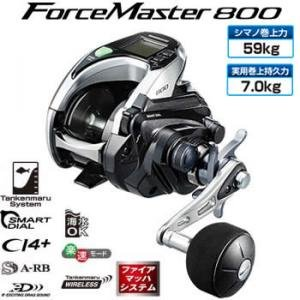 Shimano Force Master 800 Big Game [Japan Import] Shimano Big Game Reel