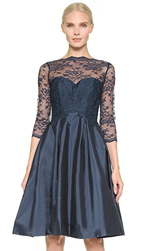 Buy monique lhuillier taffeta cocktail dress - 1