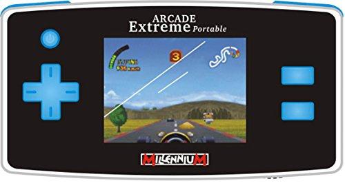 Millennium M506b - Arcade Extreme Portable - Tragbare Spielkonsole, blau