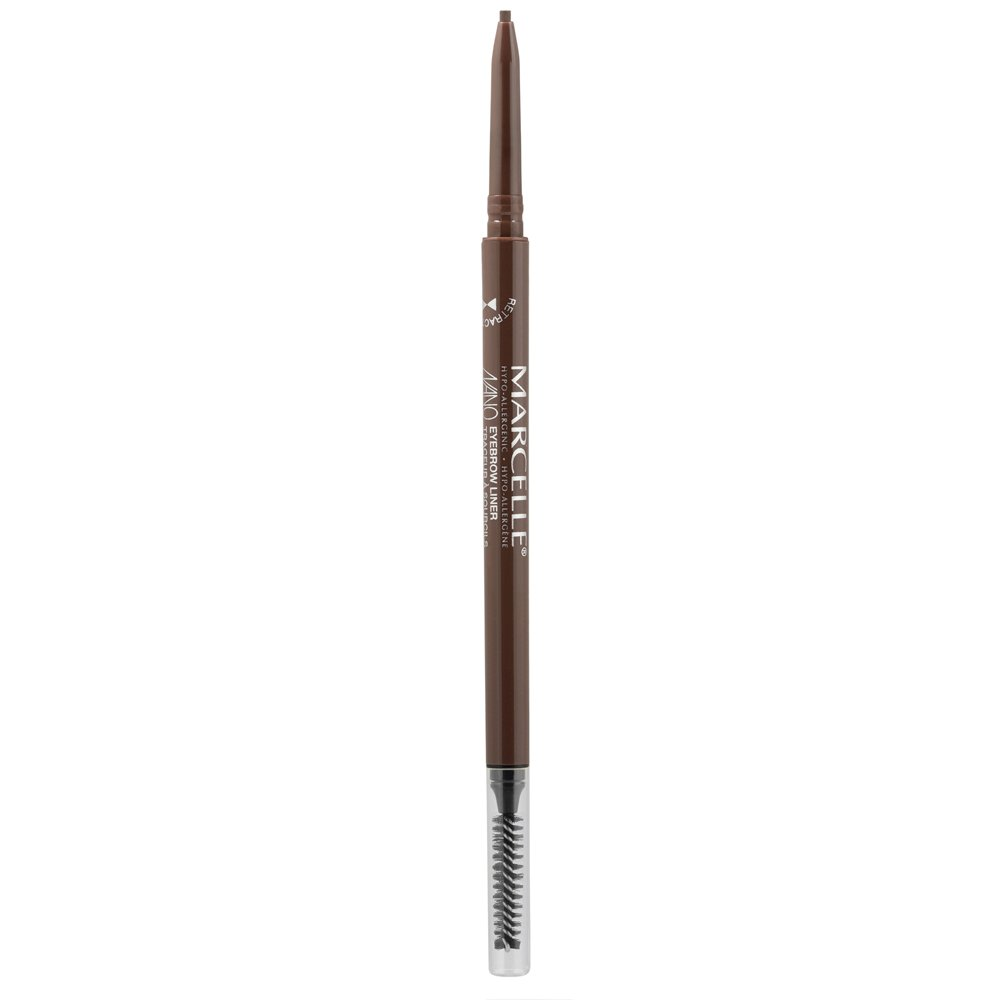Amazon.com: Marcelle Nano Eyebrow Liner, Auburn, Hypoallergenic and Fragrance-Free, 0.003 oz: Beauty