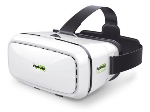 Virtual Reality 3D Goggles for Promark P70-VR Works most all SmartPhones (Pro Model Goggle)