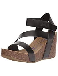Blowfish Womens Hapuku Wedge Sandal